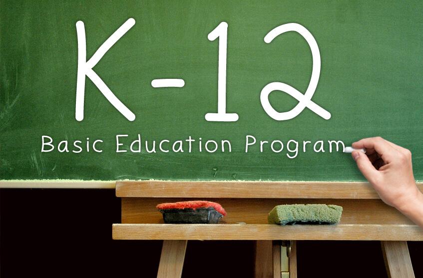 K12 education